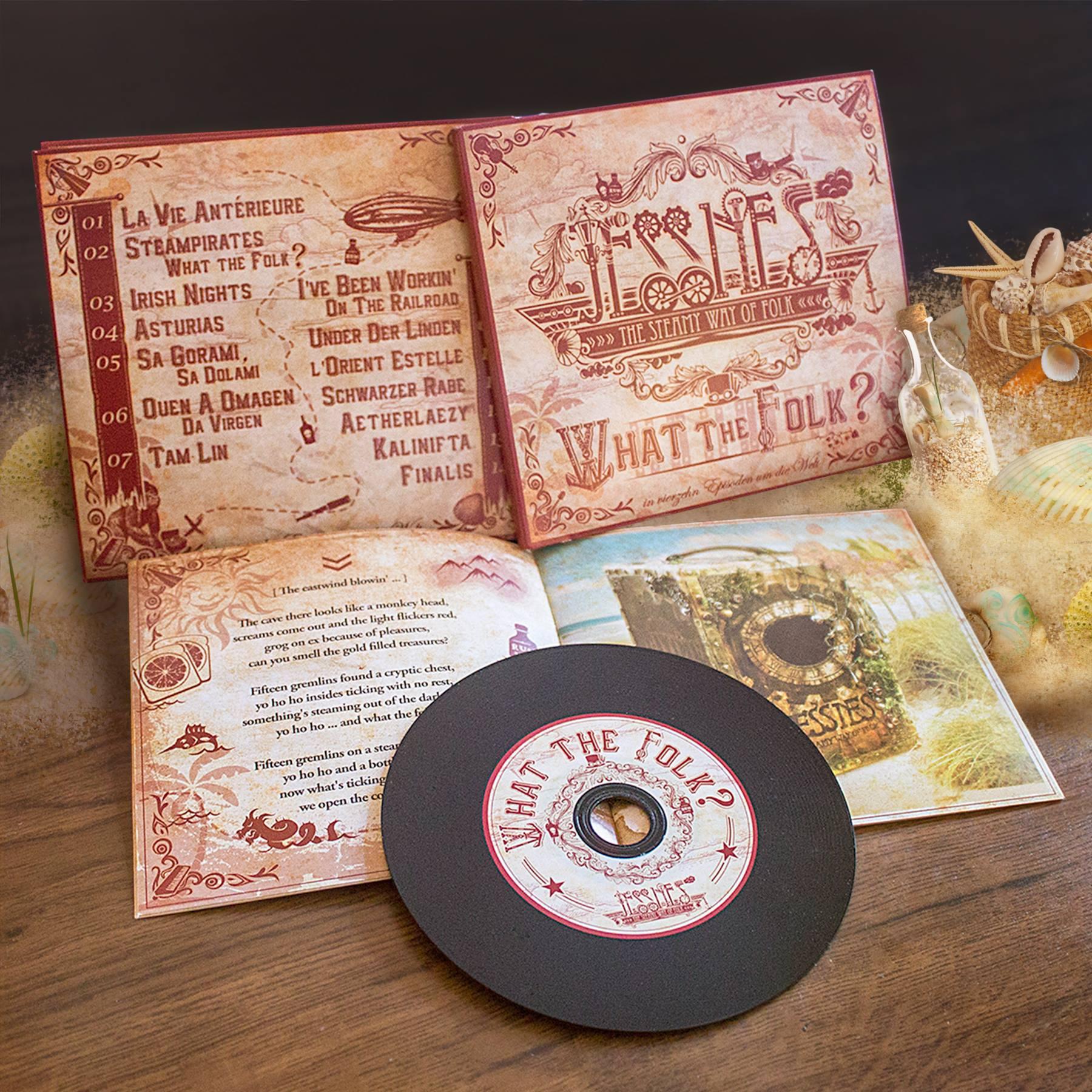 Album (15,-€) + 3,-€ Verpackung & Versand innerhalb Deutschlands