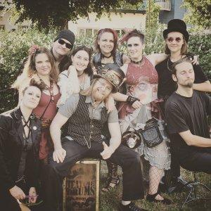 2019-06-08-WGT-8. Steampunk Picknick-Feline & Strange-1