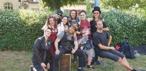 2019-06-08-WGT-8. Steampunk Picknick-Feline & Strange-2