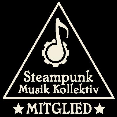 Mitglied beim Steampunk Musik Kollektiv